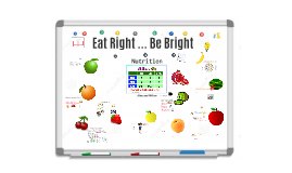Eat Right...Be Bright
