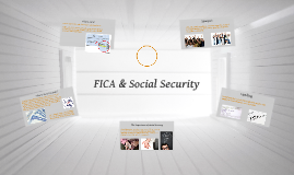 FICA & Social Security