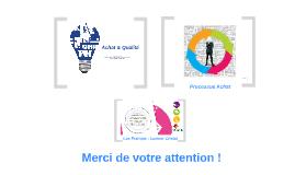 Copy of Achat & Qualité