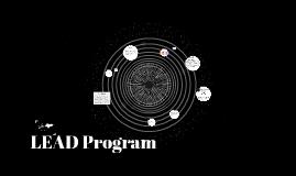 Copy of LEAD Program