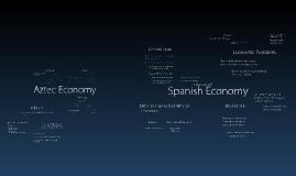 Aztec and Spanish Economies