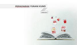 Copy of PERADABAN YUNANI KUNO