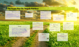 analysis of the happy man by naguib mahfouz Zaabalawi is a story english literature essay the first story called zaabalawi by the egyptian naguib mahfouz zaabalawi is a story about a sick man who.