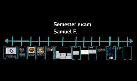 Haile Middle School Engineering Semester Exam Samuel F.