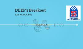 DEEP 3 Breakout
