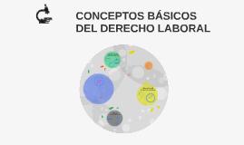 Copy of CONCEPTOS BÁSICOS DEL DERECHO LABORAL