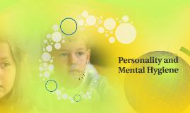 mental hygiene philippine