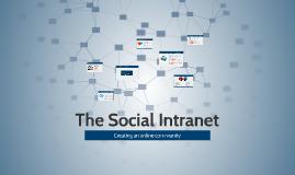 The social intranet (Away Day)
