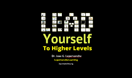 Leading Yourself to Higher Levels + Leadership Styles