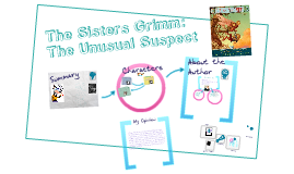 Copy of The Sisters Grimm: The Unusual Suspect