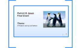 PTI INT Final Exam