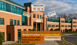 Careers- Howard Gardener Secondary School