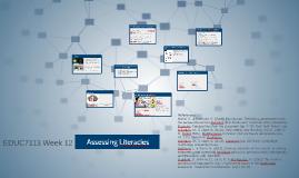 Literacies assessment
