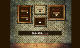 Bat-Mitvah