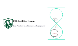 CTL Facilities Forum: Advisement