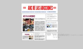 ABC DE LAS ADICCIONES