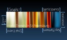 """""""World Trends in Saint Petersburg"""" Report"""