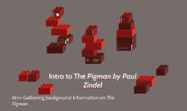 Intro to The Pigman