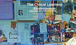 Clinical Learning Environment