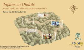 Tapáne En Otahite: