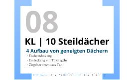 KL | 10 Steildächer - P08