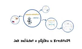 Jak zažádat o půjčku u kredito24.cz