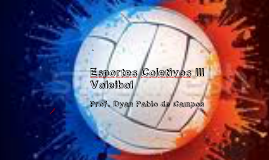 Copy of Voleibol