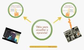 Copy of TICs para aprender y enseñar (aprentic3)