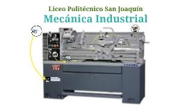 Mecánica Indsutrial