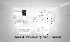 Feminist theories of Crime & Deviance