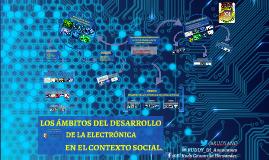 Copy of LOS ÁMBITOS DEL DESARROLLO DE LA ELECTRÓNICA EN EL CONTEXTO