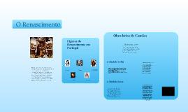 O Renascimento e a poesia lírica de Camões