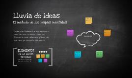 Plantilla Mapas Mentales by