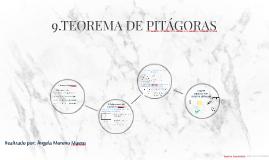 9.TEOREMA DE PITÁGORAS