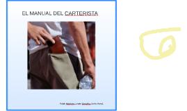 EL MANUAL DEL CARTERISTA