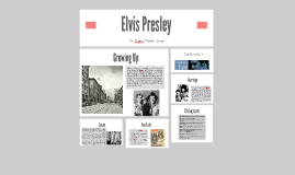 Elvis was born on January 8, 1935, in a two leavel house in