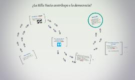 ¿La Silla Vacía contribuye a la democracia?