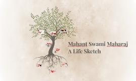 Mahant Swami Maharaj A Life Sketch