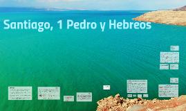 Santiago, Hebreos, 1 Pedro