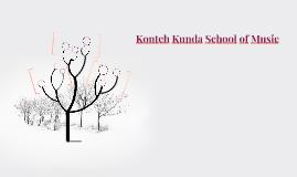 Konteh Kunda School of Music