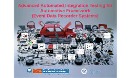 Event Data Recovery system (EDR)