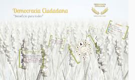 Copy of Presentación Democracia Ciudadana