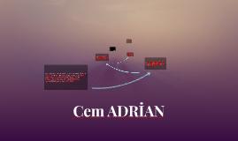 Cem ADRİAN