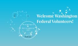 9.15.17 Welcome Volunteers!