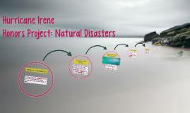 Copy of Hurricane Irene