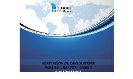 ADAPTACION CAPSULADORA ALCOA PARA 2.0 L REFPET