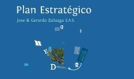 Plan Estratégico - Admón