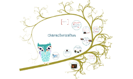 Copy of Introduction to Characterization (S.T.E.A.L)