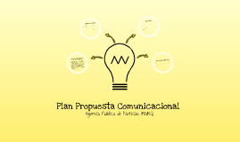 Plan Comunicacional SSyG