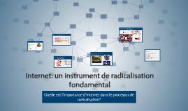 Internet: un moyen de radicalisation fondamental